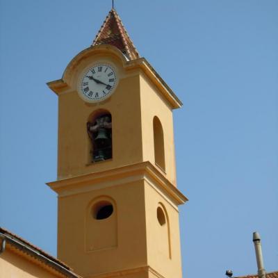 Le Clocher de l' Eglise